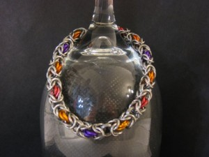 Chainmaille with Cherida McCullagh