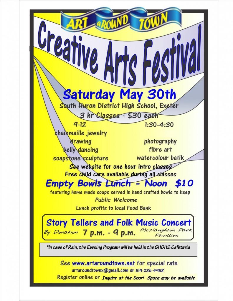 Cr Arts Fest Final