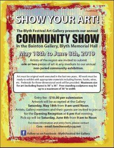 Blyth Community Show