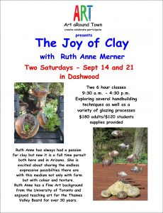 Express Yourself #4: The Joy of Clay @ Dashwood